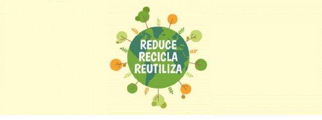 Recicla, reutiliza, reduce Pamela E. Quinatoa Cando y Bárbara Torres Rodríguez La regla de las tres erres, también conocida como las tres erres de la ecología o simplemente 3R, es una propuesta sobre hábitos de consumo, popularizada por la organización ecologista Greenpeace, que pretende desarrollar hábitos como el consumo responsable.